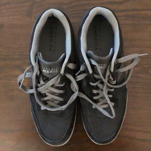 b46296d0664c7b Black Grey Perry Ellis America Men s shoes Size 11
